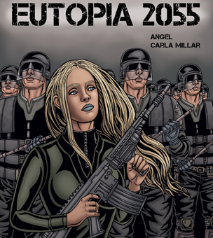 Eutopia 2055 graphic novel